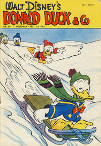 Cover Thumbnail for Donald Duck & Co (Hjemmet / Egmont, 1948 series) #50/1960