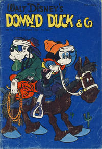 Cover Thumbnail for Donald Duck & Co (Hjemmet, 1948 series) #46/1960