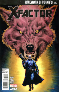 Cover Thumbnail for X-Factor (Marvel, 2006 series) #242