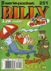 Cover for Serie-pocket (Egmont Serieforlaget, 1998 series) #251 [Reutsendelse]