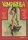 Cover for Vampirella (Mehmet K. Benli, 1976 series) #[29]