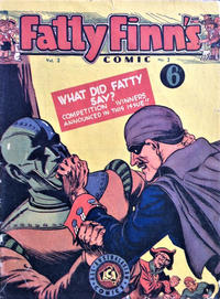 Cover Thumbnail for Fatty Finn's Comic (Syd Nicholls, 1945 series) #v3#3 (27)
