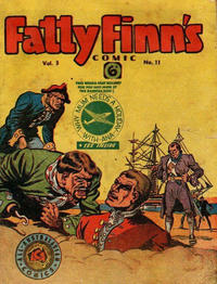 Cover Thumbnail for Fatty Finn&#39;s Comic (Syd Nicholls, 1945 series) #v3#11 (35)