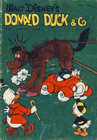 Cover Thumbnail for Donald Duck & Co (Hjemmet, 1948 series) #29/1960