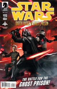Cover Thumbnail for Star Wars: Darth Vader and the Ghost Prison (Dark Horse, 2012 series) #4