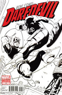 Cover for Daredevil (2011 series) #2