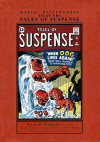 Cover Thumbnail for Marvel Masterworks: Atlas Era Tales of Suspense (Marvel, 2006 series) #3 [Regular Edition]