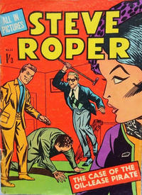 Cover Thumbnail for Steve Roper (Magazine Management, 1959 ? series) #22