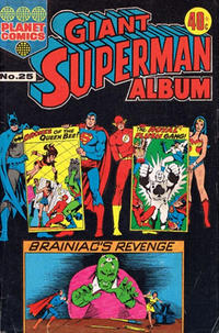 Cover Thumbnail for Giant Superman Album (K. G. Murray, 1963 ? series) #25