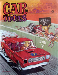 Cover Thumbnail for CARtoons (Petersen Publishing, 1961 series) #64