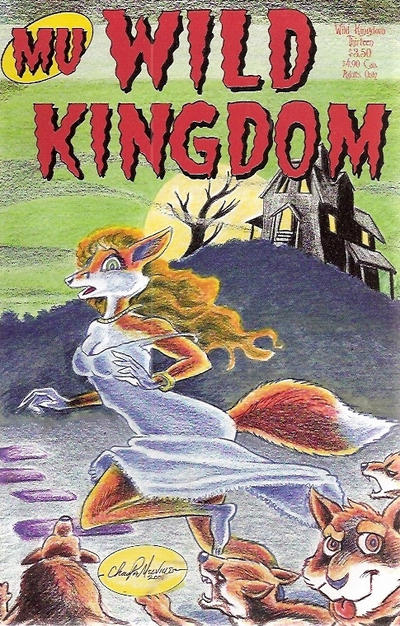Cover for Wild Kingdom (MU Press, 1993 series) #13