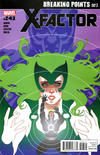 Cover for X-Factor (Marvel, 2006 series) #243