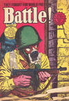 Cover for Battle! (Horwitz, 1954 ? series) #29