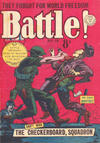Cover for Battle! (Horwitz, 1954 ? series) #16