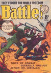 Cover for Battle! (Horwitz, 1954 ? series) #11