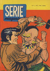 Cover for Seriemagasinet (Se-Bladene, 1955 series) #9/1957