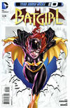Cover for Batgirl (DC, 2011 series) #0
