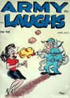 Cover for Army Laughs (Prize, 1951 series) #v6#1