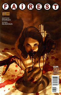 Cover for Fairest (DC, 2012 series) #7