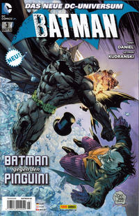 Cover Thumbnail for Batman (Panini Deutschland, 2012 series) #3 (68)