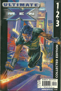 Cover for Ultimate X-Men 1∙2∙3 (Marvel, 2002 series)