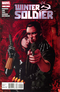 Cover for Winter Soldier (2012 series) #9
