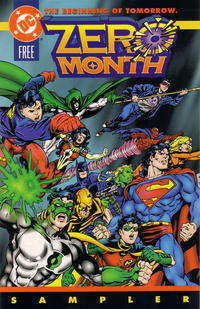 Cover Thumbnail for Zero Month (DC, 1994 series) #[nn]