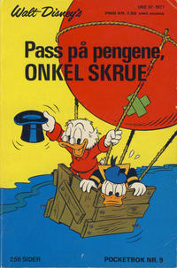 Cover for Donald Pocket (1968 series) #9 [4. opplag]