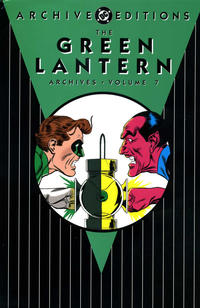 Cover Thumbnail for Green Lantern Archives (DC, 1993 series) #7