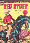 Cover for Red Ryder Comics (Yaffa / Page, 1960 ? series) #16