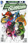 Cover for Green Lantern: New Guardians (DC, 2011 series) #0
