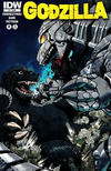 Cover for Godzilla (2012 series) #5