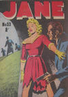 Cover for Jane (Yaffa / Page, 1960 ? series) #33