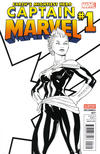 Cover Thumbnail for Captain Marvel (2012 series) #1 [2nd Print Variant]