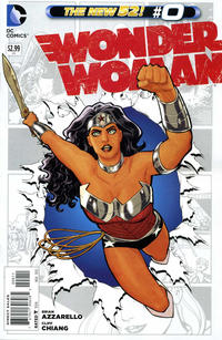 Cover Thumbnail for Wonder Woman (DC, 2011 series) #0