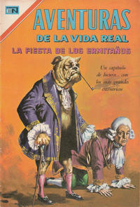 Cover Thumbnail for Aventuras de la Vida Real (Editorial Novaro, 1956 series) #142