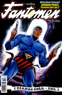 Cover Thumbnail for Fantomen (Egmont, 1997 series) #19/2011