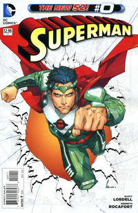 Cover Thumbnail for Superman (DC, 2011 series) #0