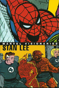 Cover for Marvel Visionaries: Stan Lee (Marvel, 2005 series)