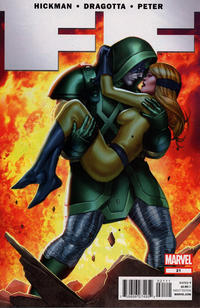 Cover Thumbnail for FF (Marvel, 2011 series) #21
