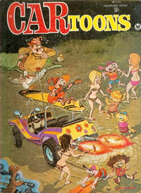 Cover Thumbnail for CARtoons (Petersen Publishing, 1961 series) #54