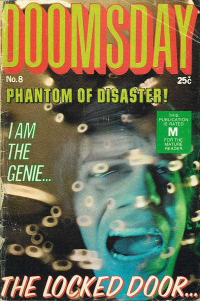 Cover for Doomsday (K. G. Murray, 1972 series) #8