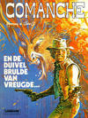 Cover Thumbnail for Comanche (1972 series) #[9] - En de duivel brulde van vreugde... [Eerste druk (nummerloos)]