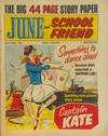 Cover for June and School Friend (IPC, 1965 series) #23 April 1966