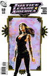 Cover Thumbnail for Justice League of America (2006 series) #53 [David Mack Variant Cover]