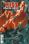 Cover for Kiss: Psycho Circus (Infinity Verlag, 1999 series) #12