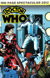 Cover for Doctor Who 100 Page Spectacular (IDW, 2012 series) #1