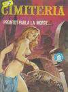 Cover for Cimiteria (Edifumetto, 1977 series) #116
