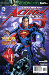 Cover Thumbnail for Action Comics (2011 series) #13 [Bryan Hitch Cover]