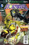 Cover for Stormwatch (DC, 2011 series) #13